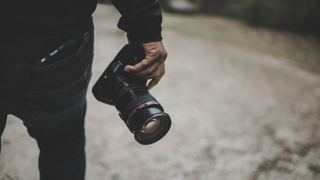 El fotógrafo de boda vs smartphones